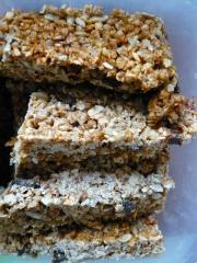 granola repen (gebakken)