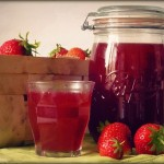 aardbeien-limonade