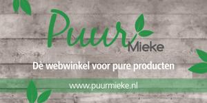 Puur Mieke, webwinkel