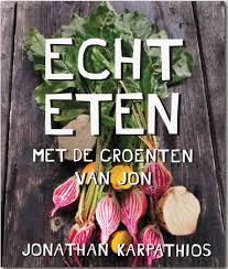 Boek Review: Echt Eten van Jonathan Karpathios & recept Zoetzure kool met Buikspek
