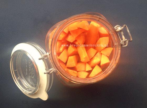 Fermenteren voor Starters: Gember Worteltjes