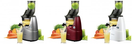 Kuvings Big Mouth Slowjuicer 3x