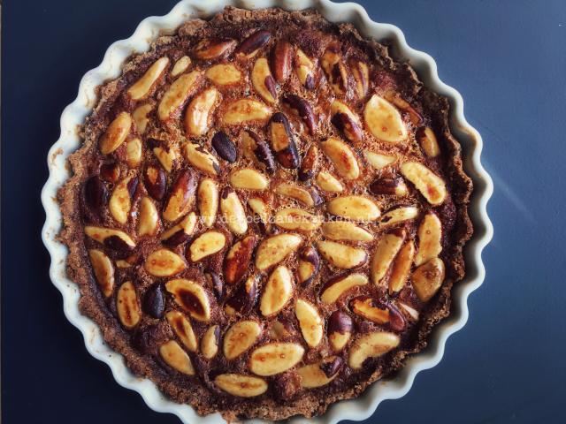 taart van paranoten
