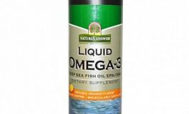 Omega-3 olie van Nature's Answer
