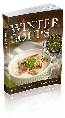 Winter Soups community ebook